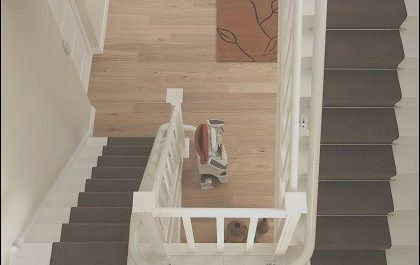 Furniture for Narrow Stairs Fresh Thyssen Flow Curved Stairlifts for Narrow Stairs