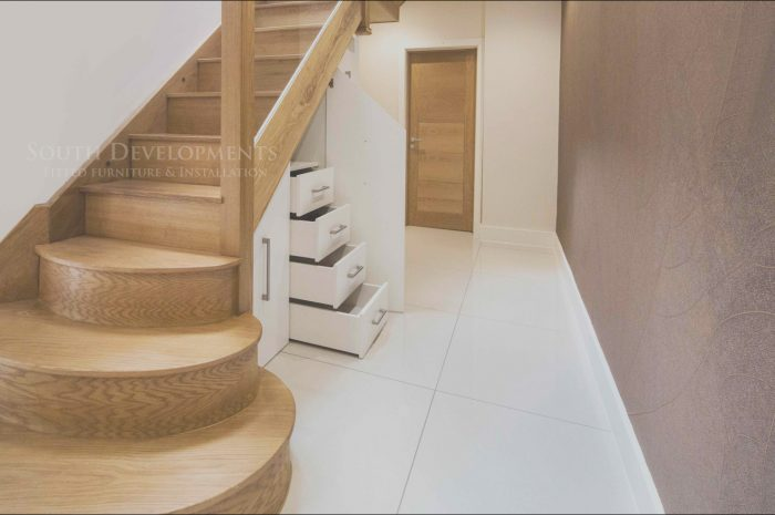 15 Wondeful Furniture for Stairs Images