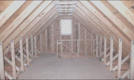 Garage Rafter Stairs Lovely Garage Stairway to attic