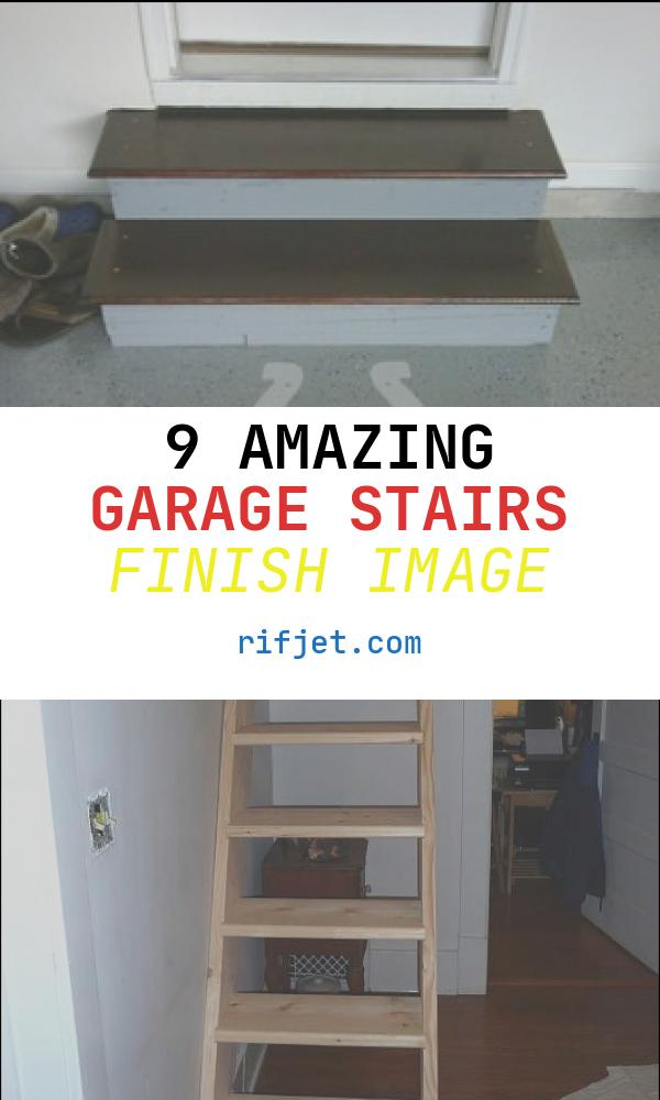 Garage Stairs Finish Unique 44 Best Garage Finishing Ideas Images On Pinterest
