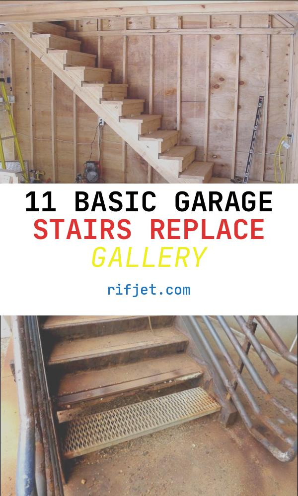 Garage Stairs Replace Awesome Contractor Talk Professional Construction and Remodeling