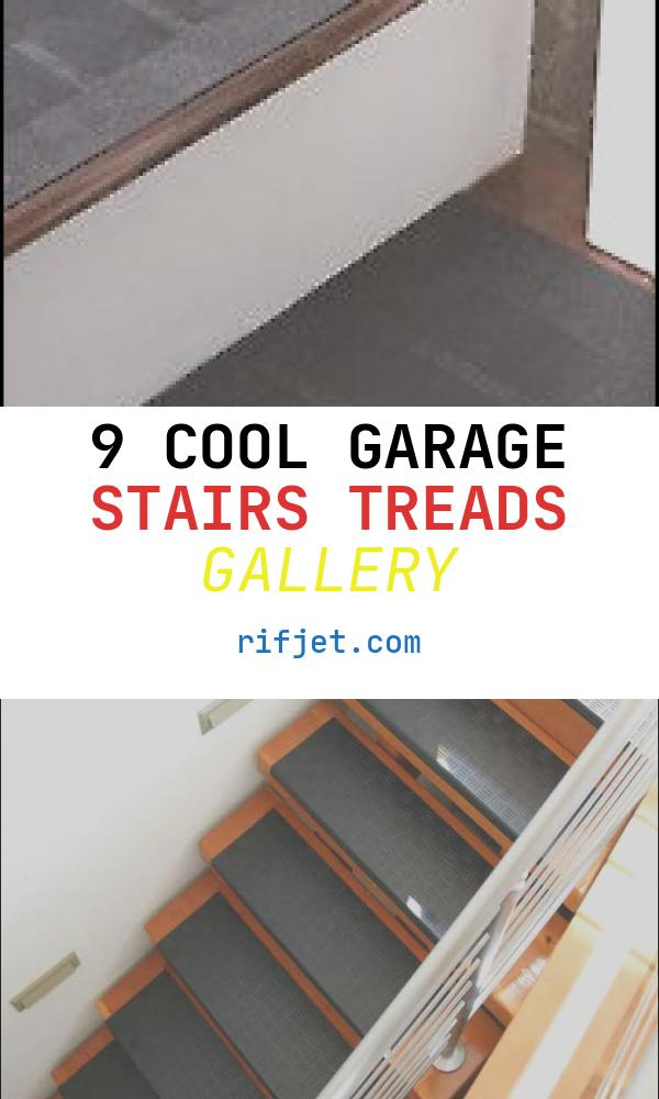 9 Cool Garage Stairs Treads Gallery