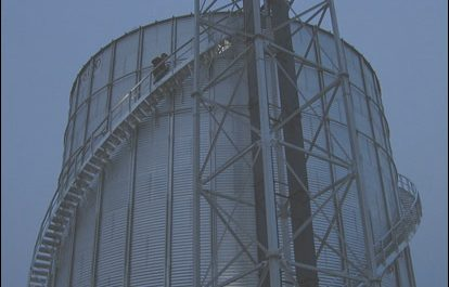 Grain Bin Roof Stairs Fresh Grain Bin Accessories Brock Grain Bins