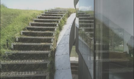 Green Roof Stairs Luxury top Green Roof Designs Buildipedia