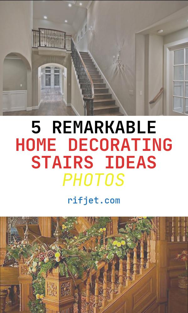 5 Remarkable Home Decorating Stairs Ideas Photos