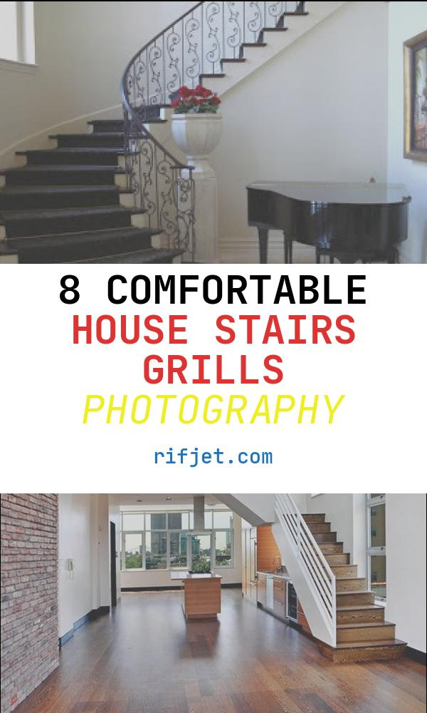 8 Comfortable House Stairs Grills Photography