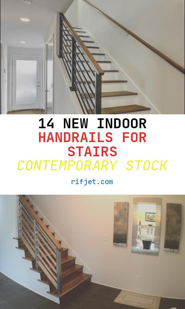 Indoor Handrails for Stairs Contemporary New 17 Best Images About Stairs On Pinterest