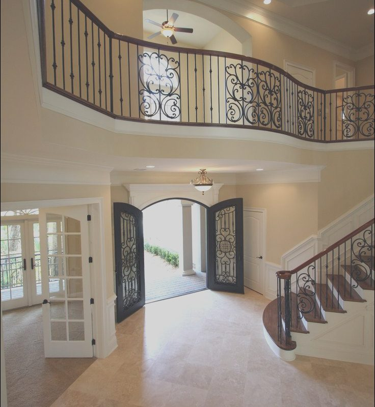 Interior Design Of Living Room with Stairs Elegant Amazing Open Foyer with Beautiful Stair Case and Balcony