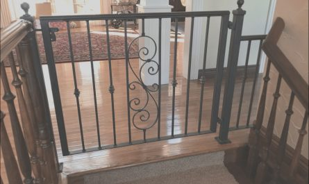 Interior Gates for Stairs Beautiful Interior Gates by Advanced Welding Architectural Blacksmith