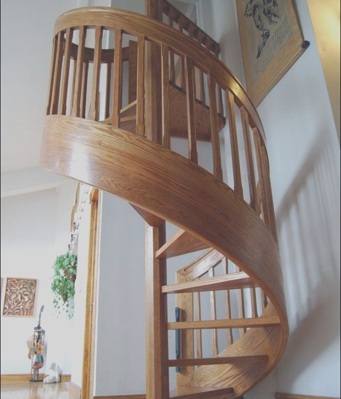 Interior Spiral Stairs Awesome Circular Stairs Design