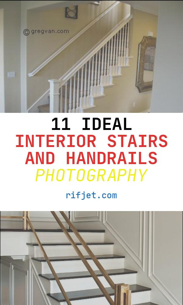 11 Ideal Interior Stairs and Handrails Photography