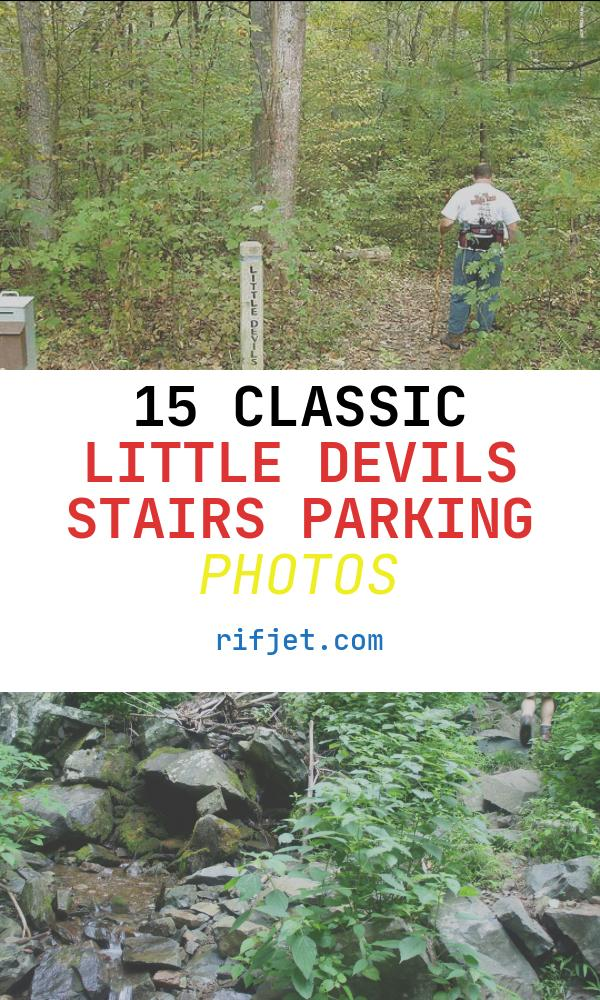 15 Classic Little Devils Stairs Parking Photos