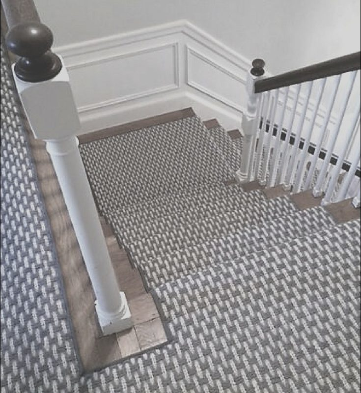 Modern Carpet for Stairs Fresh A Thick Tight Handwoven Carpet In Neutral tones Of Grey