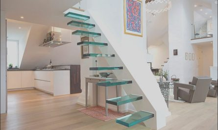 Modern Glass Stairs New Unique and Creative Staircase Designs for Modern Homes