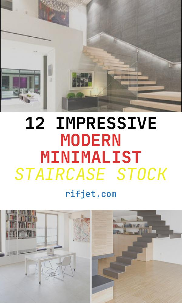 Modern Minimalist Staircase Awesome 75 Beautiful Modern Staircase & Ideas