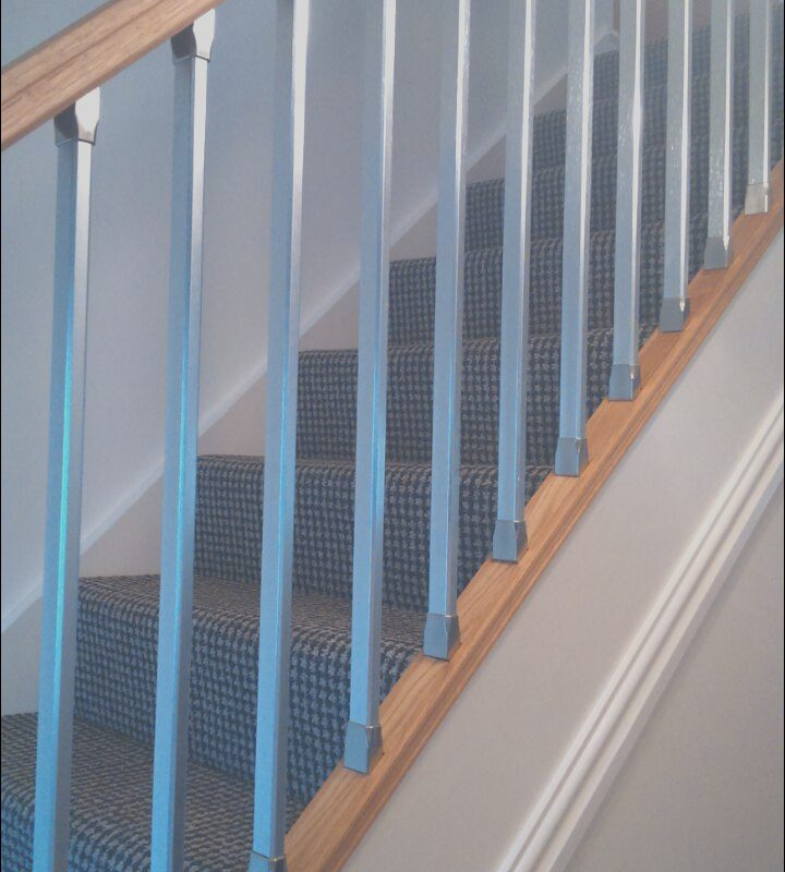 Modern Spindles for Stairs Elegant A Brief Look at Our Different Contemporary Metal Spindles