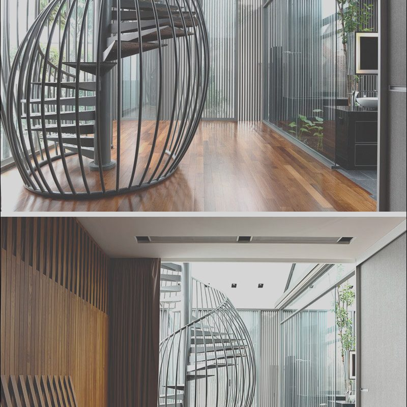 Modern Spiral Stairs Lovely 16 Modern Spiral Staircases Found In Homes Around the