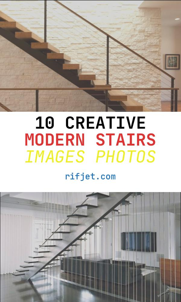 10 Creative Modern Stairs Images Photos