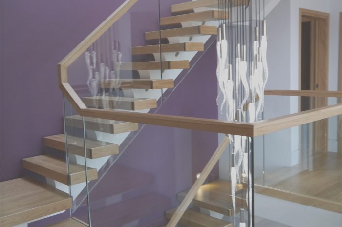 13 Practical Modern Stairs Ireland Image
