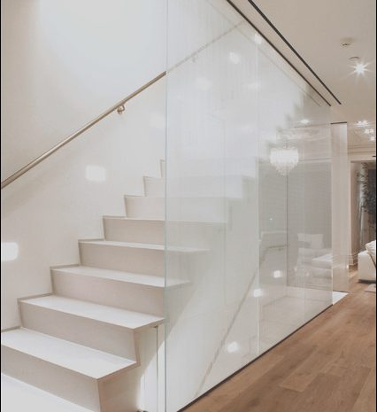 8 Incredible Modern townhouse Stairs Image