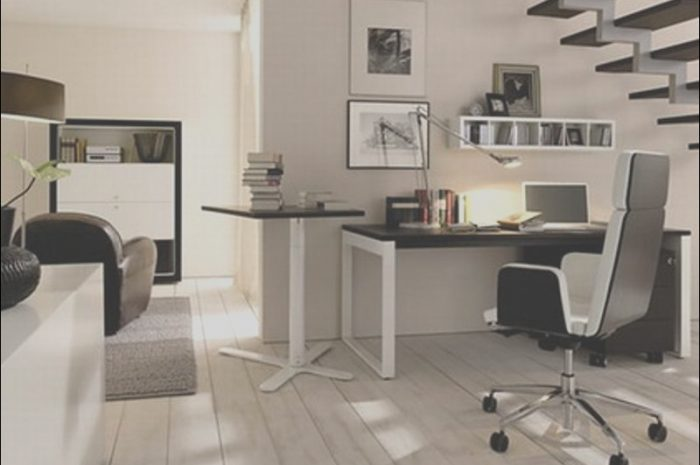 15 Marvelous Modern Under Stairs Office Gallery