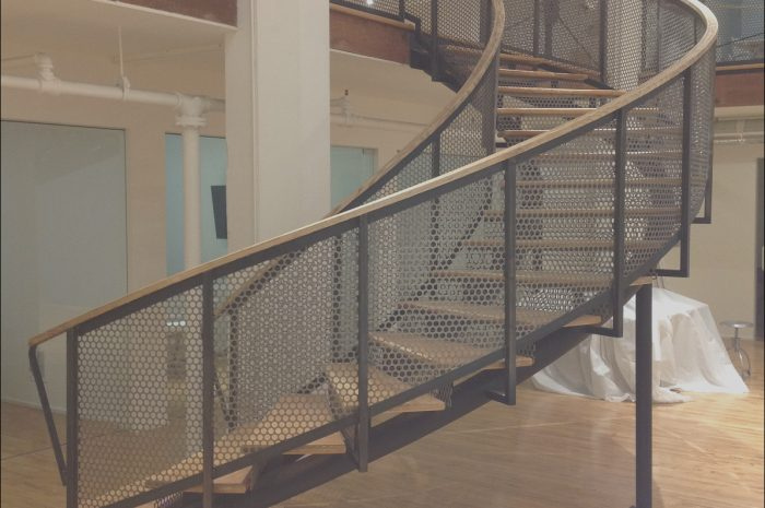 8 Classic Modern Wood Railings for Stairs Photos
