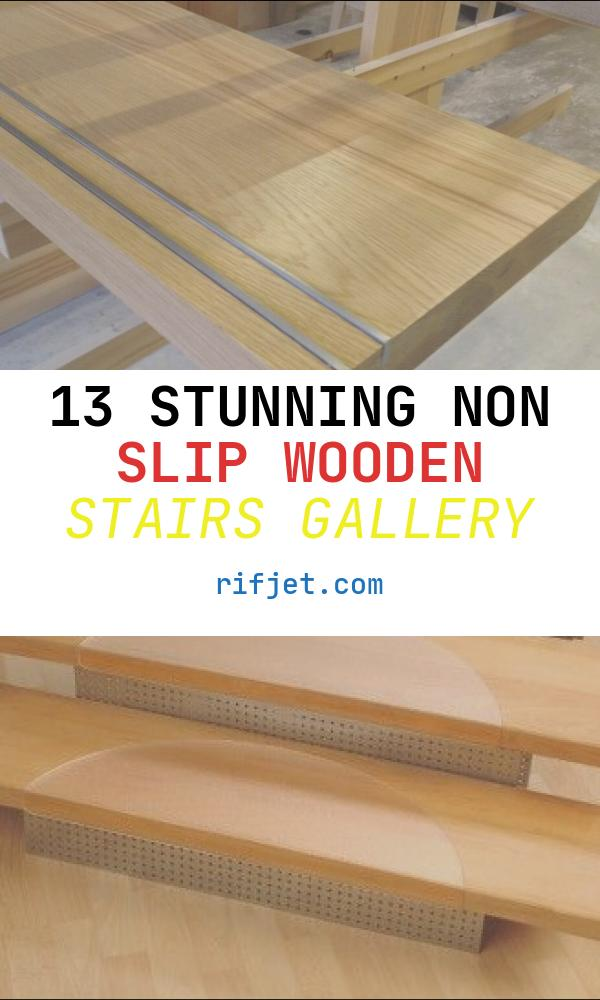 Non Slip Wooden Stairs Awesome Flooring Integrated Non Slip Stair Treads for Wooden
