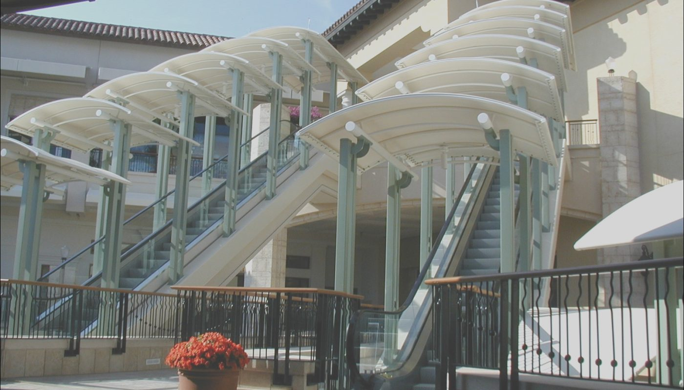 Outdoor Stairs Canopy Best Of Village Of Merrick Park Miami Awning