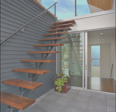 8 Valuable Outdoor Stairs Design Ideas Photos