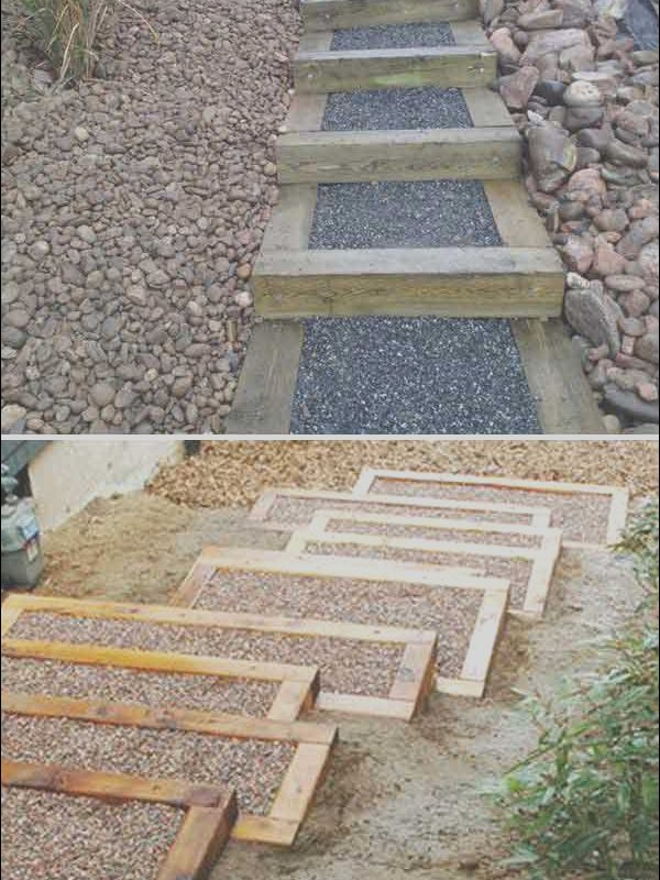 Outdoor Stairs Ideas Best Of the Best 23 Diy Ideas to Make Garden Stairs and Steps