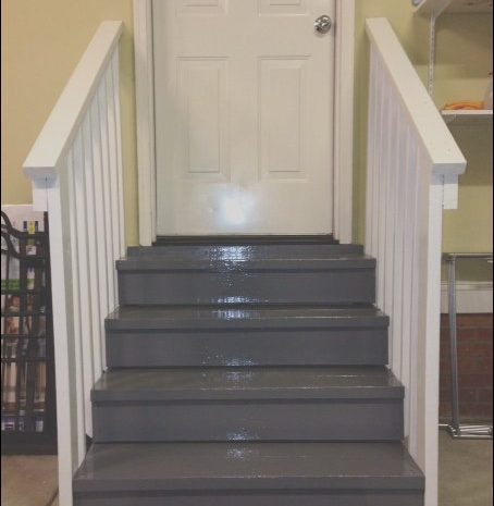 8 Peaceful Paint or Stain Garage Stairs Collection