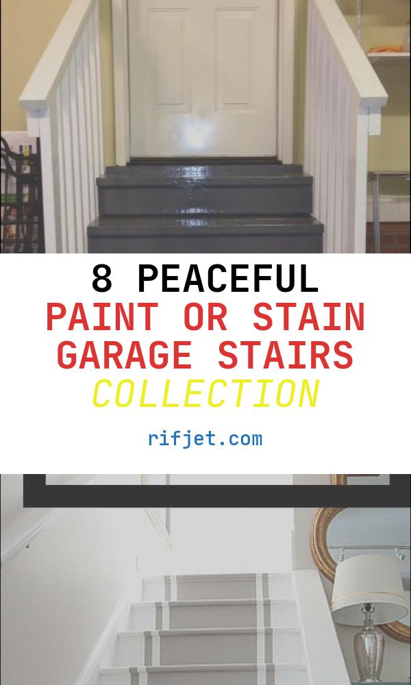 Paint or Stain Garage Stairs Best Of Project Garage is Finally Done Yeay My Ugly Wooden