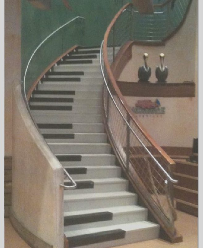 Piano Stairs Design Lovely Jimmy Buffett Margaritaville Nashville How the Piano