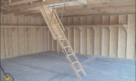Pull Down Stairs for Garage Inspirational Design Trends Categories Scary Diy Homemade Halloween