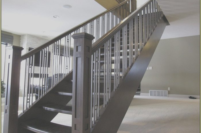 13 Genuine Railings for Stairs Interior Contemporary Gallery