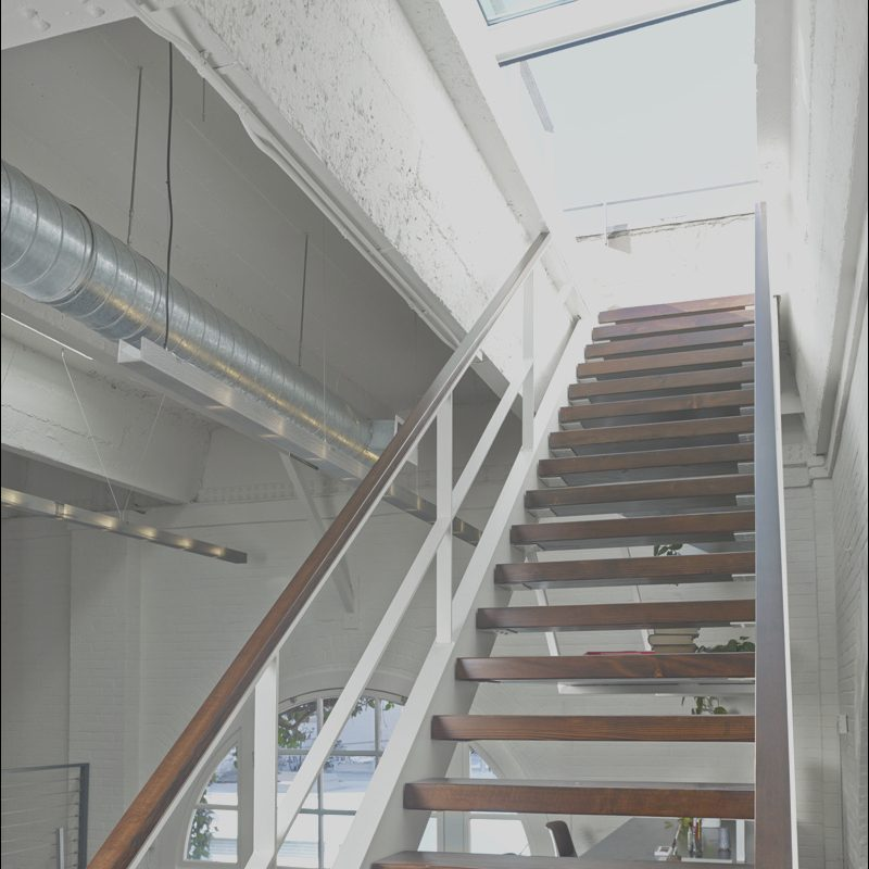 Retractable Roof Stairs Beautiful Historic soma Loft for Live Work Art Making and