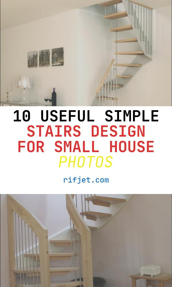 Simple Stairs Design for Small House Beautiful Staircase Ideas for Small Spaces