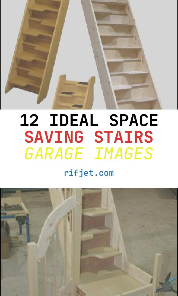 Space Saving Stairs Garage Luxury Pin About Space Saver Staircase and Garage Stairs On