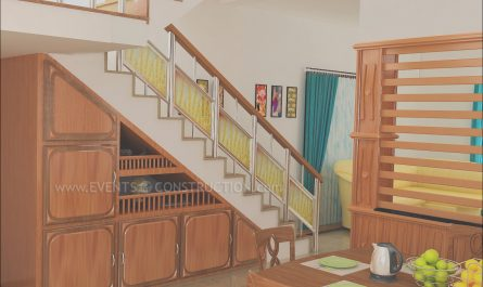 Staircase Kerala Design New evens Construction Pvt Ltd Staircase Design for Kerala Homes