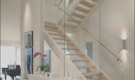 Stairs and Interior Design Ideas Elegant 20 Glass Staircase Wall Designs with A Graceful Impact