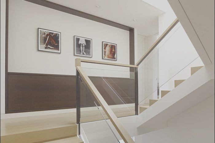 5 Basic Stairs and Landing Ideas Photography