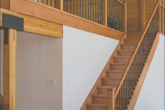 10 Acceptable Stairs and Loft Design Images