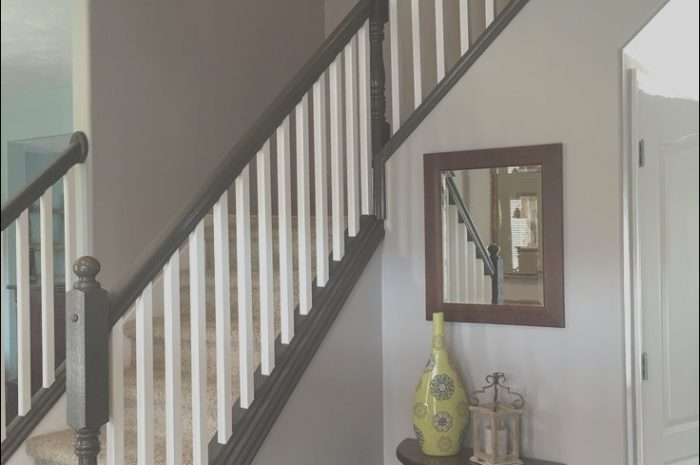12 Satisfying Stairs Banister Ideas Image