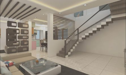 Stairs Ceiling Design Elegant Spacious Hallway with False Ceiling and Stair Case by