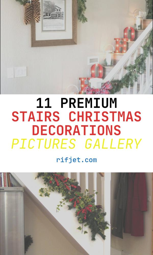 Stairs Christmas Decorations Pictures Best Of 15 Best Christmas Staircase Decorating Ideas Xmas Stair
