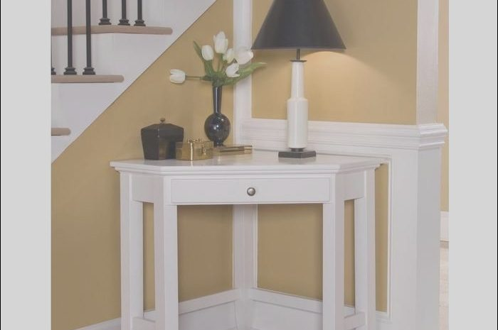 12 Fantastic Stairs Corner Table Photos