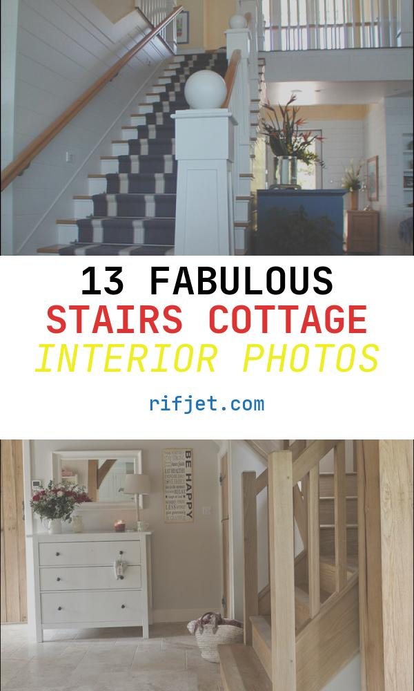 Stairs Cottage Interior Awesome Summer Cottage Interior Stairs