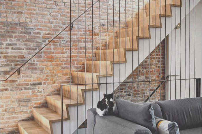 10 Staggering Stairs Decorating Zone Photos