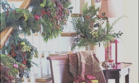Stairs Decoration Ideas for Christmas Fresh 30 Amazing Stairs Decoration Ideas for Christmas