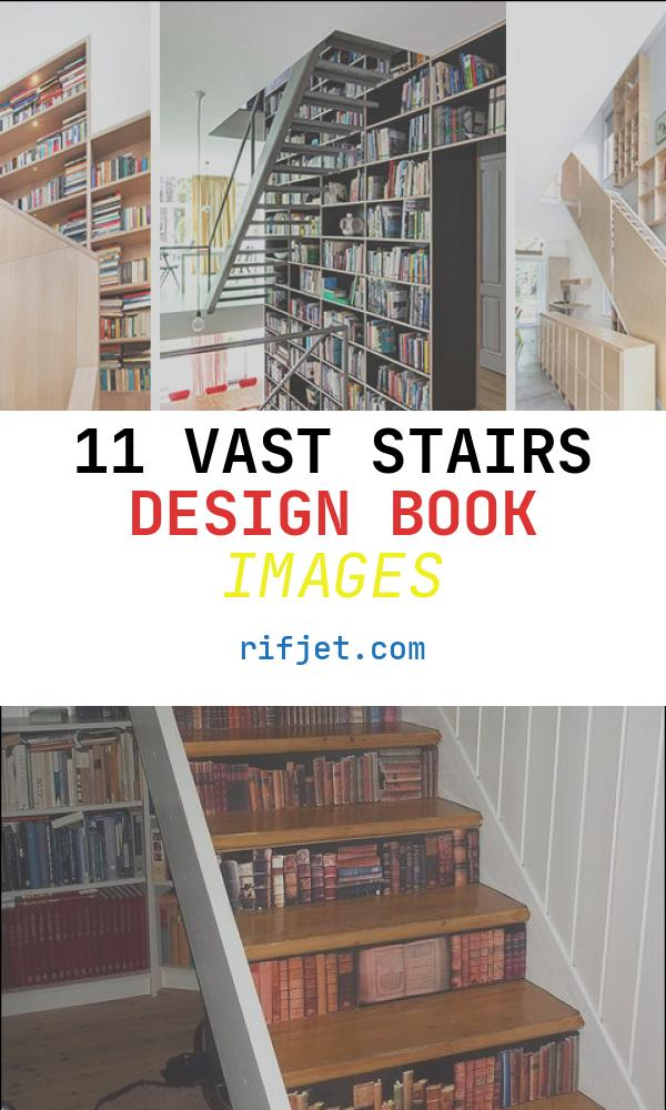 Stairs Design Book Awesome 12 Inspiring Examples Staircases with Bookshelves